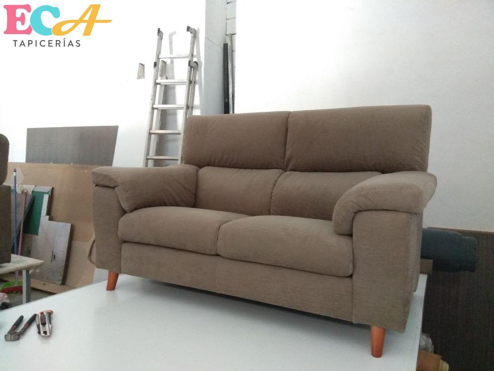 ECA Tapicerías Sofa almeria tapicero
