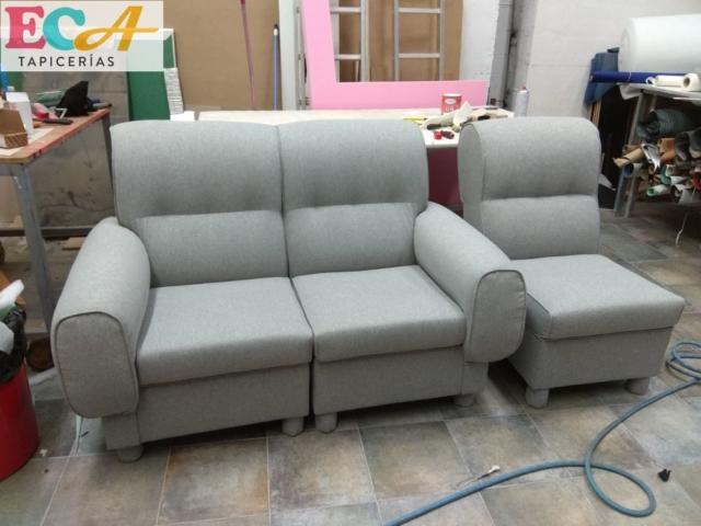 ECA Tapicerías sofa almeria