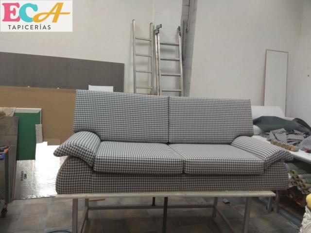 ECA Tapicerías sofa almeria tapicero diseño