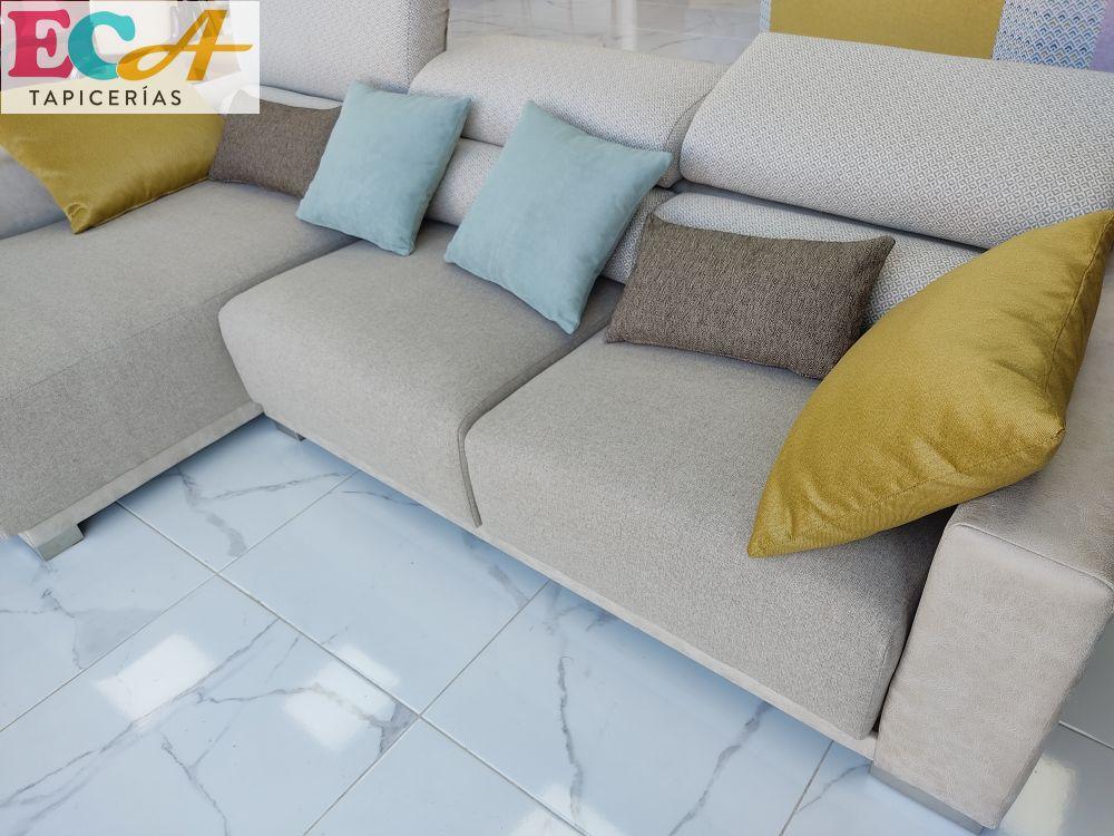 ECA Tapicerías Almería sofá tapicero