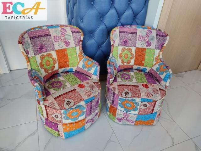 ECA Tapicerías Almería tapicero