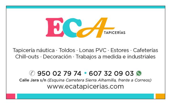 Datos Eca Tapicería Almería