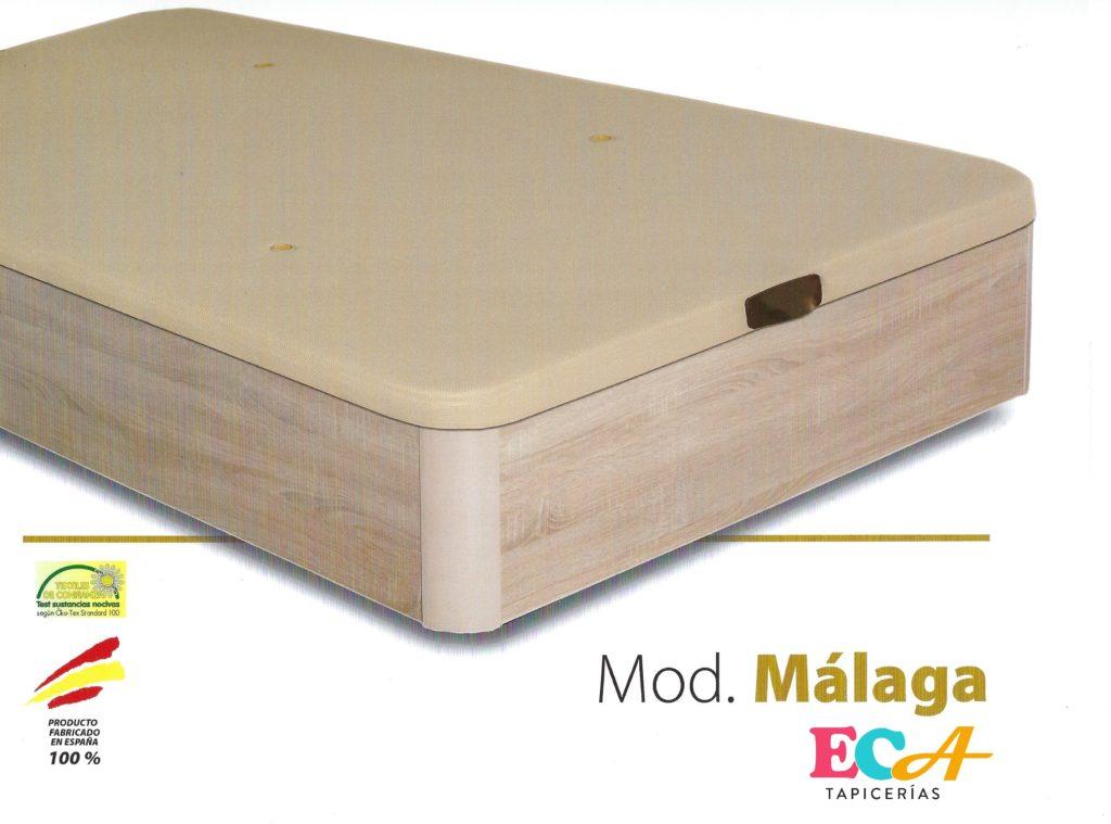Canapé 3D con tapa reforzada y transpirable. Descanso en Almería